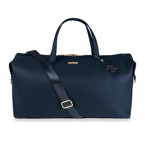 Katie Loxton Navy Weekend Duffle Bag