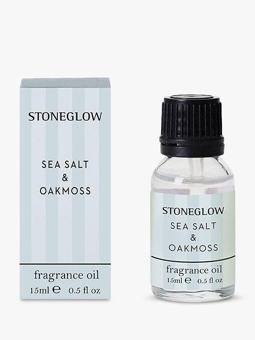 Stoneglow Modern Classics Sea Salt & Oakmoss Diffuser Oil, 15ml