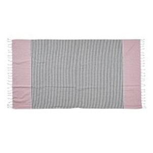 Bahne organic cotton beach towel