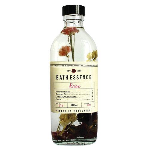 Fikkerts fruit of nature rose bath essence