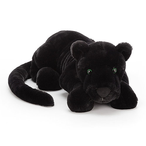 Jellycat Paris panther cuddly toy