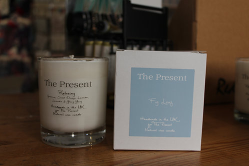 The Present Relaxing Scented Candle