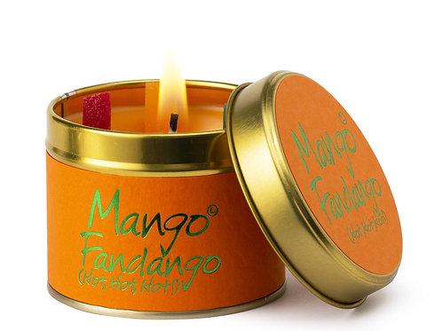 Lily Flame 'Mango Fandango' Scented Candle Tin