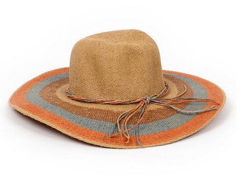 Powder ava stripe sun hat