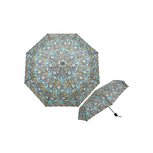 William Morris folding umbrella