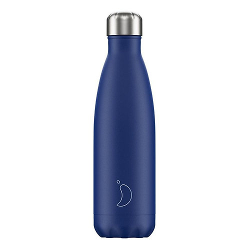 Chilly's Matte 500ml bottles (three colours)