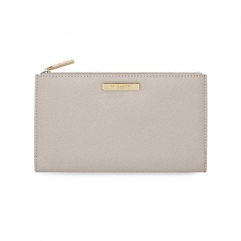 Katie loxton beige fold-out purse