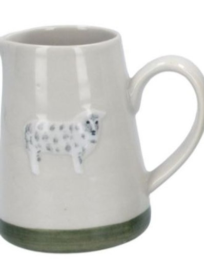 Gisela Graham mini ceramic sheep jug