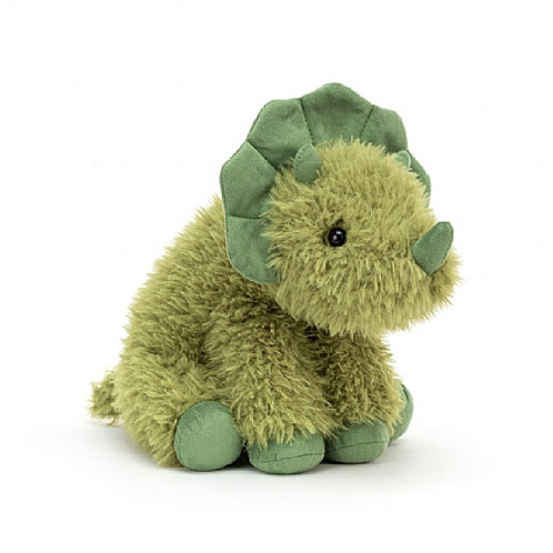 Jellycat curvie dino cuddly toy