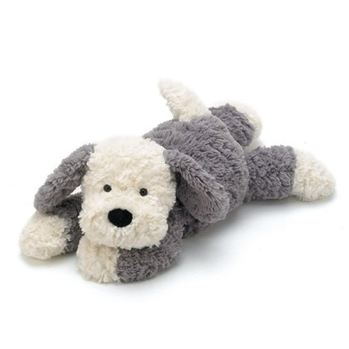Jellycat Tumblie sheep dog cuddly toy