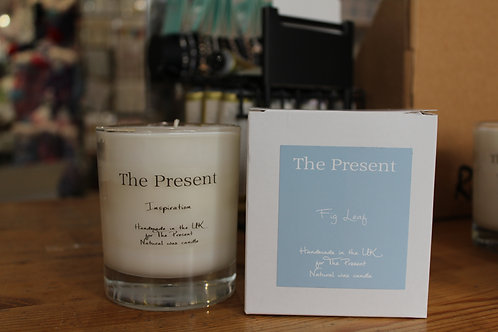 The Present Inspiration Scented Candle