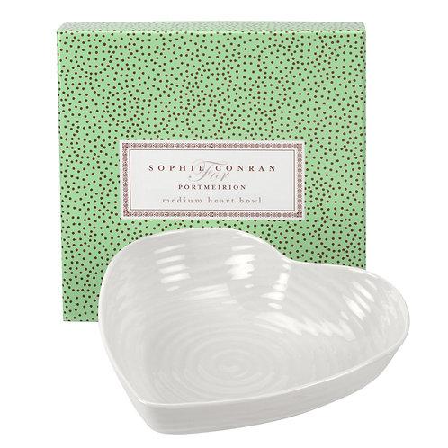 Sophie Conran Portmeirion Heart Bowl - Small/Medium/Large