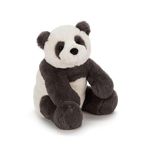 Jellycat Bashful Small Harry Panda Cub Cuddly Toy