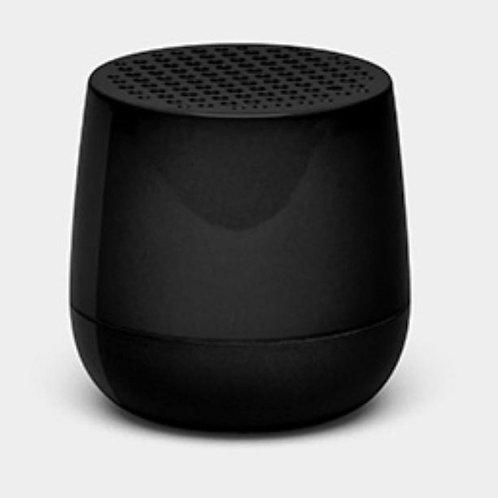 Lexon mino+ wireless bluetooth speaker black