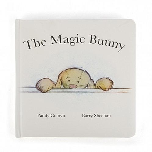 Jellycat 'the magic bunny' book