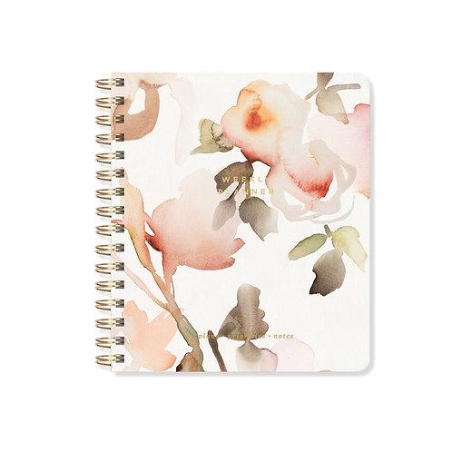 FRINGE bridal collection floral weekly planner