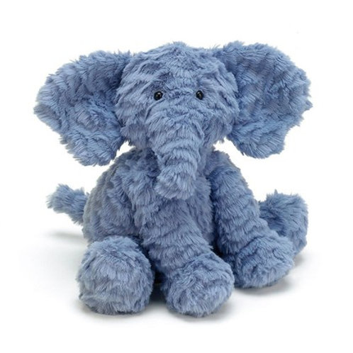 Jellycat  baby fuddlewuddle elephant cuddly toy