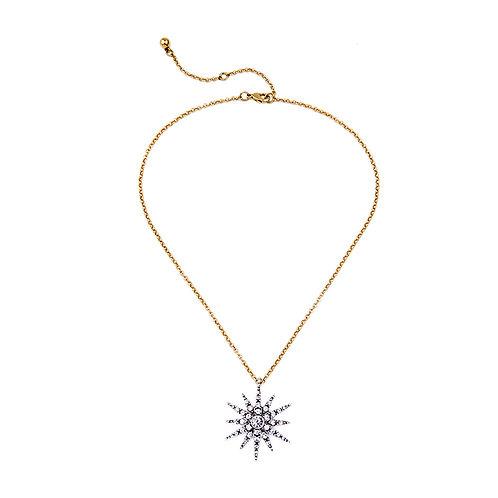 Last true angel star pendant necklace