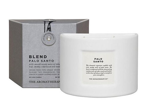 The Aromatherapy Co. Blend Candle- Palo Santo