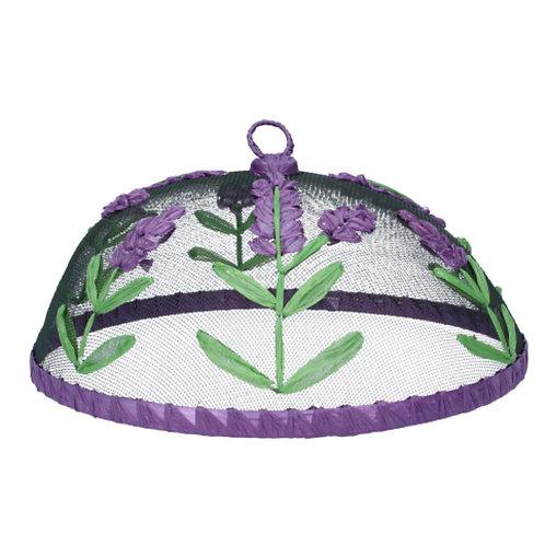 Gisela Graham lavender food cover