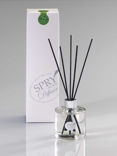 Spry 'Uplifting citrus- Zing' reed diffuser (50ml)