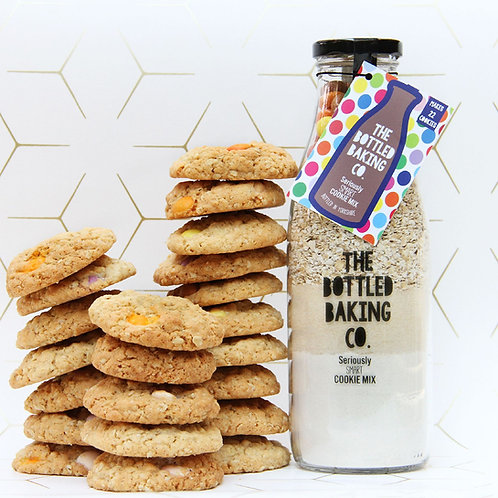 The bottled baking co. Seriously Smart Cookies