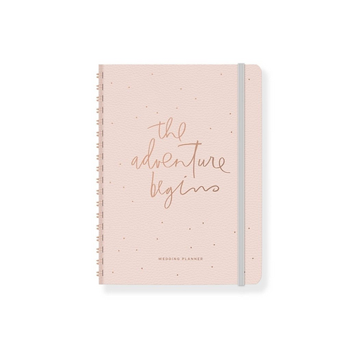 FRINGE 'the adventure begins' wedding planner