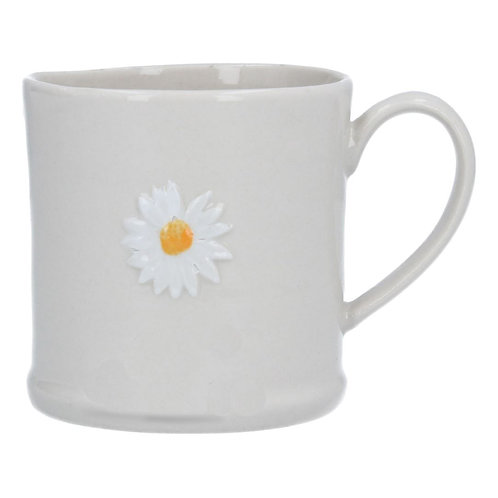 Gisela Graham mini ceramic daisy mug
