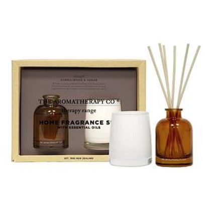 The Aromatherapy Co. Therapy Range Home Fragrance Kit