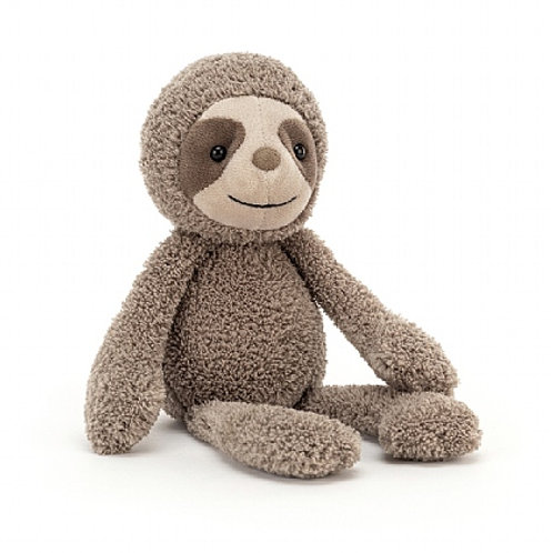 Jellycat woogie sloth cuddly toy