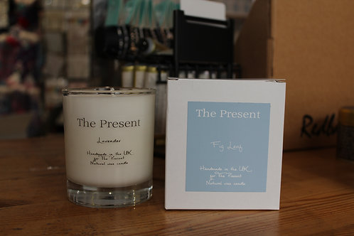 The Present Lavender Scented Candle