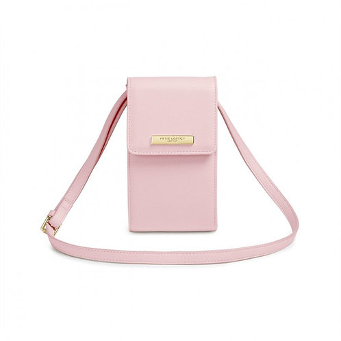 Katie loxton taylor crossbody bag in pale pink