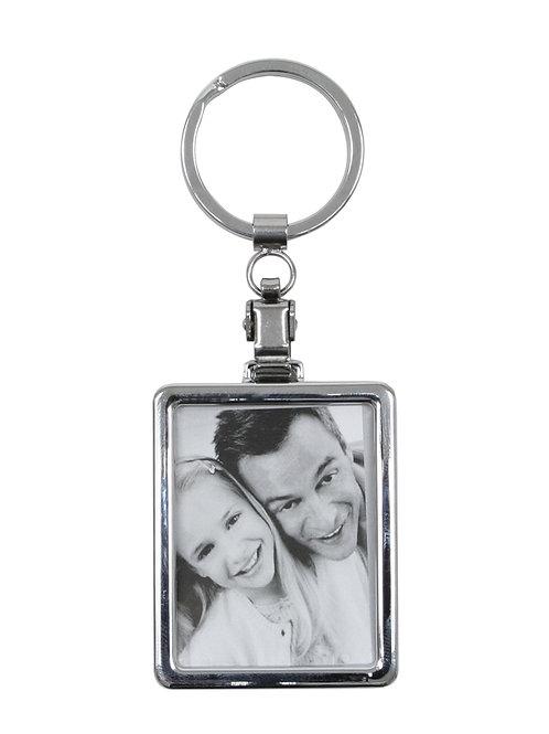 Eeknudt keyring mini rectangle photo frame
