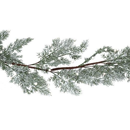 Gisela Graham Pine Branch Christmas Garland