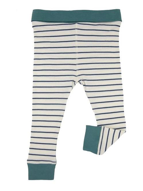 Lily and mortimer stripe leggings
