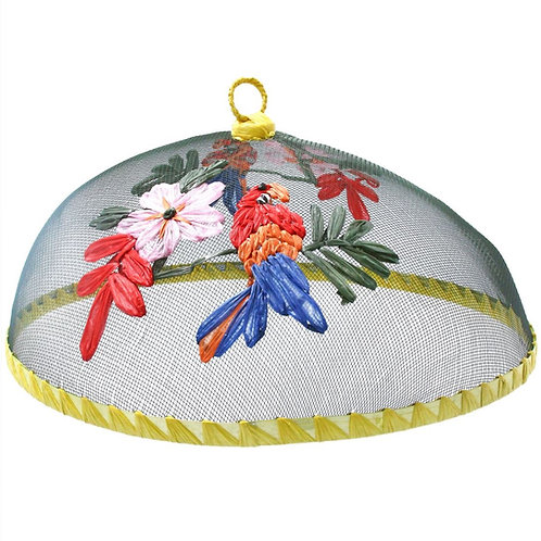 Gisela Graham bird and flower food cover