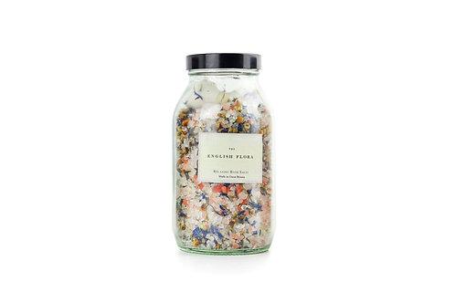The English Flora Relaxing Bath Salts