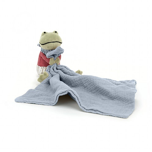 Jellycat little rambler frog Soothers
