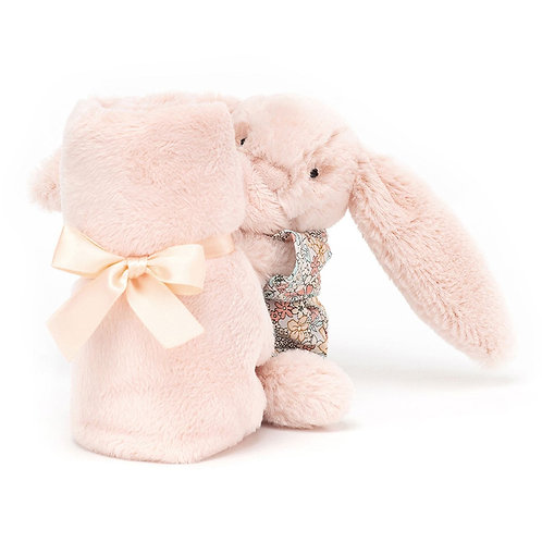 Jellycat Blossom Blush Bunny Soother