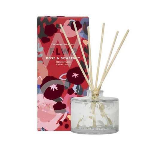 The aromatherapy co. FLWR rose and dewberry diffuser90ml