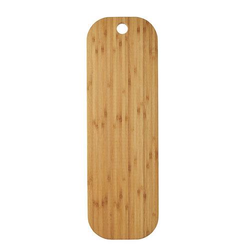 Bahne bamboo long chopping board