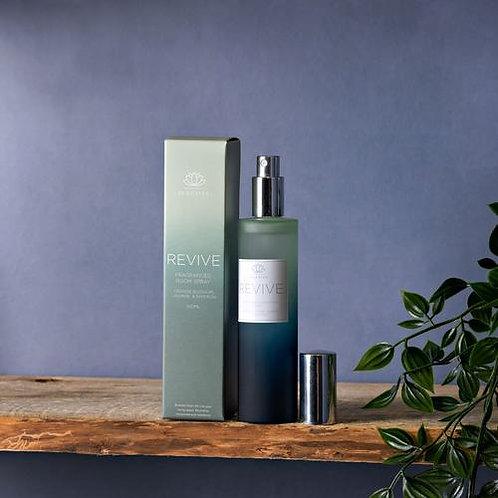 Serenity revive room spray, orange, jasmine and saffron 100ml