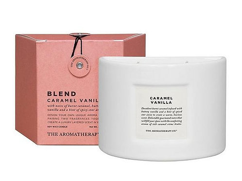 The Aromatherapy Co. Blend Candle-Caramel Vanilla