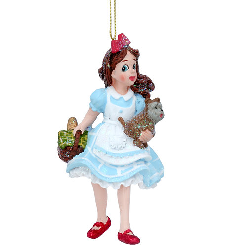 Gisela Graham Wizard of Oz Dorothy Christmas Decoration