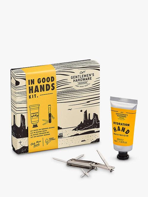 Gentleman's Hardware 'In good hands ' kit