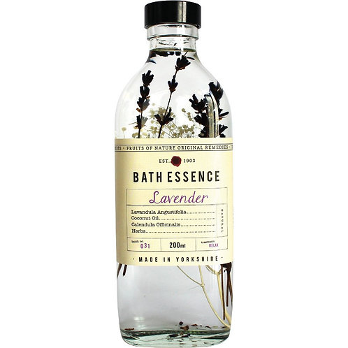 Fikkerts fruit of nature lavender bath essence