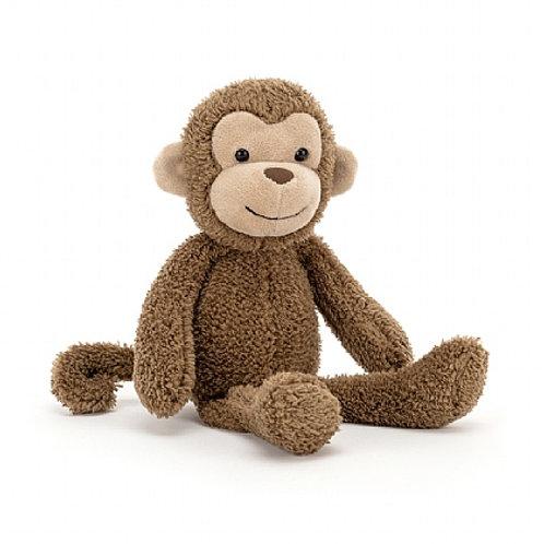Jellycat  woogie monkey cuddly toy