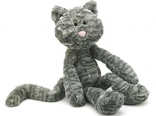 Jellycat medium merryday cat cuddly toy