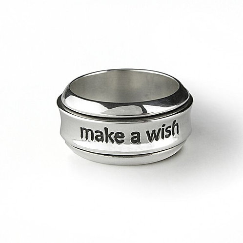 Tales from the earth 'make a wish' ring