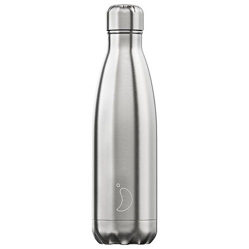 Chilly's Stainless steel bottle (two sizes)